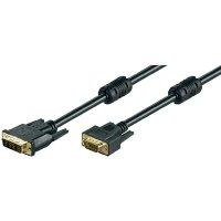 DVI/VGA kabel monitoru