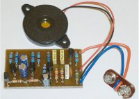 Elektronická kočka, generátor mňau, STAVEBNICE