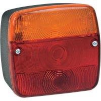 Zadní světlo SecoRüt, 80245, 3komorové, červená/oranžová
