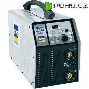 WIG svářečka GYS TIG 250 DC HF, 10 - 250 A