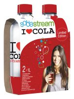 Sodastream láhev 1l Red Cola/Duo Pack