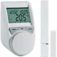 Programovatelná termostatická hlavice + bezdrátový dveřní/ okenní kontakt