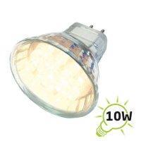 Žárovka LED MR16/12VAC (20x) - bílá teplá