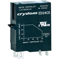 Zásuvné polovodičové relé Crydom, ED24D5R, 5 A