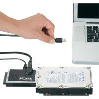 Kabelový adaptér IDE/SATA - USB 3.0