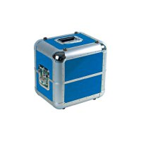 Hliníkový box na LP 3011003B, (d x š x v) 380 x 300 x 365 mm, modrá