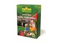Směs travní FLORIA Král trávníků 0.5 kg + 200 g zeolit