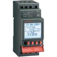 Digitální spínací hodiny na DIN lištu Müller SC 28.22 pro, 230 V/AC