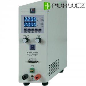 Laboratorní síťový zdroj EA-PS 8016-20T, 0 - 16 VDC, 0 - 20 A