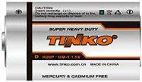 Baterie TINKO D(R20) Zn-Cl, MJ=1ks