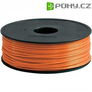 Náplň pro 3D tiskárnu, Renkforce ABS300O1, ABS, 3 mm, 1 kg, oranžová