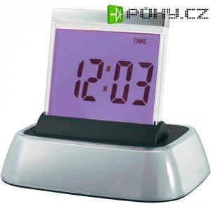Designové hodiny měnicí barvu a 3x USB HUB