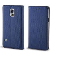 Pouzdro pro mobil Huawei Y5 II / Y6 II Compact modré