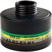 Víceúčelový filtr DIRIN 230 EKASTU Sekur 422 760, A2B2E2K1, 1 ks