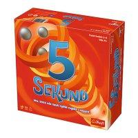Hra vzdělávací TREFL 5 SEKUND dětská