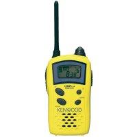 PMR radiostanice Kenwood Funkey 446, žlutá