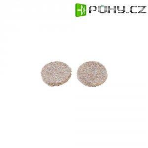 Plstěné podložky béžová (Ø x v) 20 mm x 3 mm PB Fastener PR 1645 10 ks