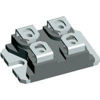 Můstkový usměrňovač IXYS VBO40-16NO6, U(RRM) 1600 V, U(FM) 1,15 V, I(F) 40 A, SOT-227B