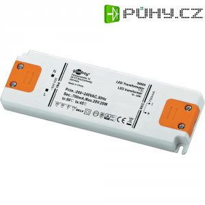 Vestavný LED driver Goobay SET CC 700-20 LED, 700 mA, 20 W