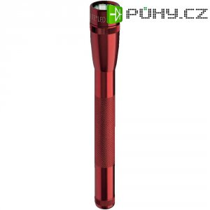 Kapesní LED svítilna Mag-Lite Mini 2 AA Multimode, SP2203H, červená