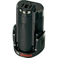 Náhradní akumulátor Bosch, Li-Ion, 10,8 V, 1,3 Ah, 2607336864