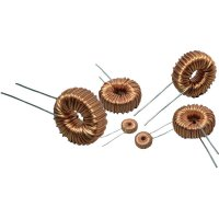 VF radiální cívka odrušovací Würth Elektronik FI 7447076, 150 µH, 5 A, 20 %
