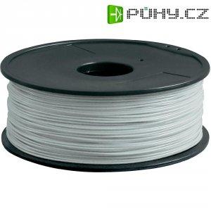 Náplň pro 3D tiskárnu, Renkforce ABS175W1, ABS, 1,75 mm, 1 kg, bílá