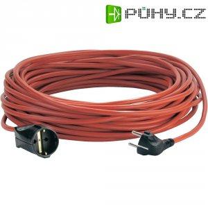 Prodlužovací kabel Brennenstuhl, 25 m, červená