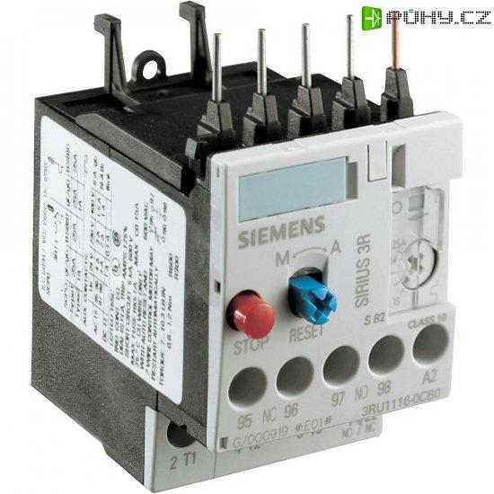 Přepěťové relé Siemens 3RU1116-1GB0, 4,5 - 6,3 A - Kliknutím na obrázek zavřete