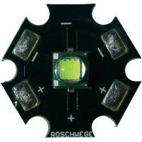HighPower LED, Star-W2700-10-00-00, 1500 mA, 3,1 V, teplá bílá