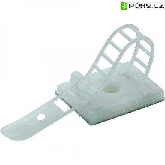 Samolepicí patice se stahovací páskou WCT-85, 22 mm, 25 ks - Kliknutím na obrázek zavřete