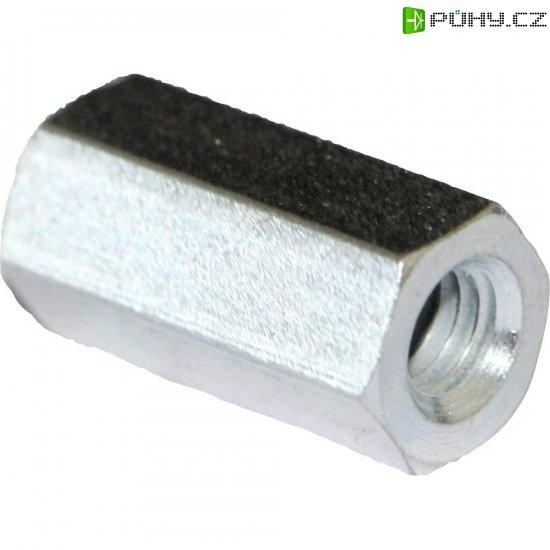 Distanční sloupek PB Fastener S48050X10, M5, 10 mm, 10 ks - Kliknutím na obrázek zavřete