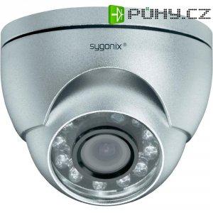 Venkovní dome kamera Sygonix 420 TVL, 8,5 mm Sony CCD, 12 VDC, 3,6 mm