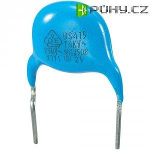 Kondenzátor keramický, 330 pF, Y2 250 V/AC, 10 %