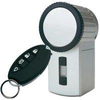 Bezdrátové zamykání dveří KeyMatic HomeMatic, 131762, 100 m, stříbrná