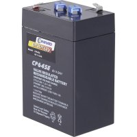 Olověný akumulátor, 6 V/4,5 Ah , Conrad energy