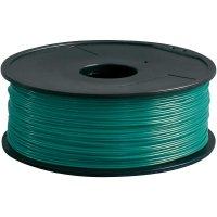 Náplň pro 3D tiskárnu, Renkforce ABS175G1, ABS, 1,75 mm, 1 kg, zelená