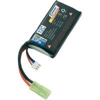 Akupack LiPol Conrad Energy, 7,4 V, 1000 mAh, 12 C, Mini-Tamiya / XH