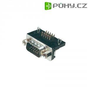 D-SUB zásuvná lišta Assmann A-HDS 15 A-KG/T, 15 pin