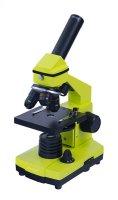Mikroskop LEVENHUK RAINBOW 2L NG zelená