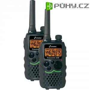 Sada PMR radiostanic Stabo Freecomm 650