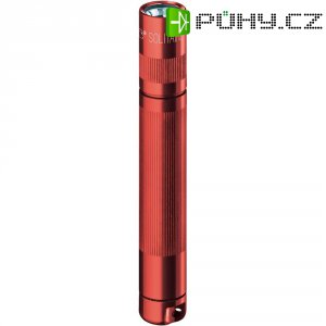 LED svítilna na klíčenku Mag-Lite Solitaire, SJ3A036, červená