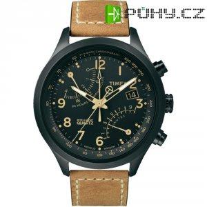Ručičkové náramkové hodinky Timex Fly-back Chronograph, T2N700