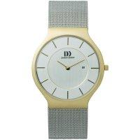 Ručičkové náramkové hodinky Danish Design, 3314253, pásek z nerezové oceli