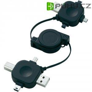 Universální USB 2,0 kabel,