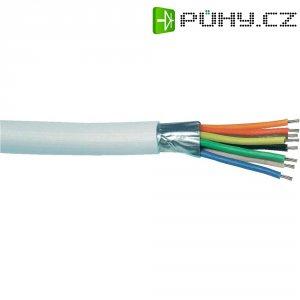 Signalizační kabel ABUS AZ6360, stíněný, bílá, 50 m