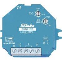 Stmívač na omítku, stmívač pod omítku Eltako EUD61NP-230V 851932, modrá