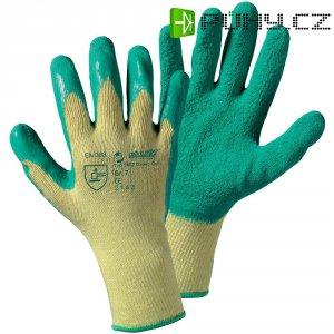 Leipold + Döhle Green grip 1492SB, Rukavice slatexovou vrstvou, velikost rukavic: 7, S