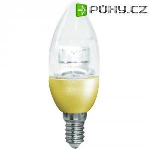 LED žárovka Müller Licht, E14, 4,5 W, 230 V, teplá bílá