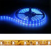 LED pásek 3528 60LED/m IP65 4.8W/m modrá (1ks=cívka 5m)